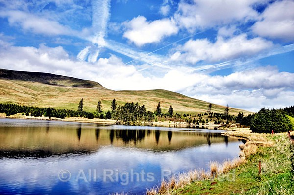 Lake1046 - Landscape and Countryside Wales