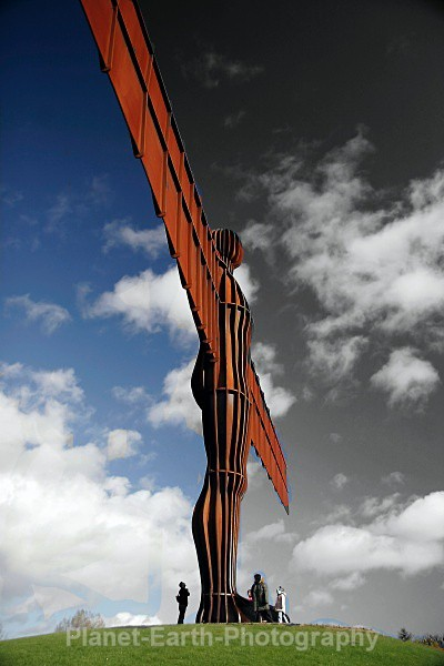 Angel Of The North 3 - Buildings / Structures
