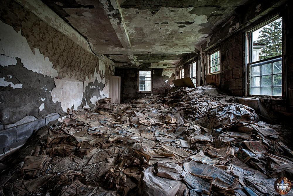 - The Cruikshank Poor House