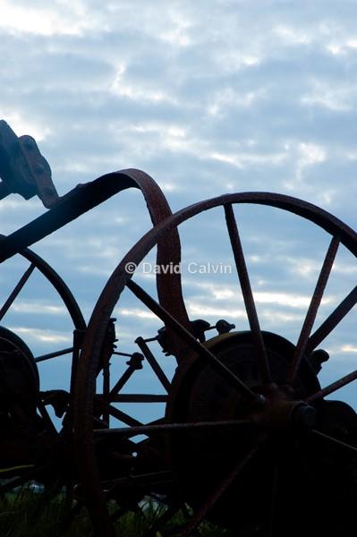 Old Plough - Rural