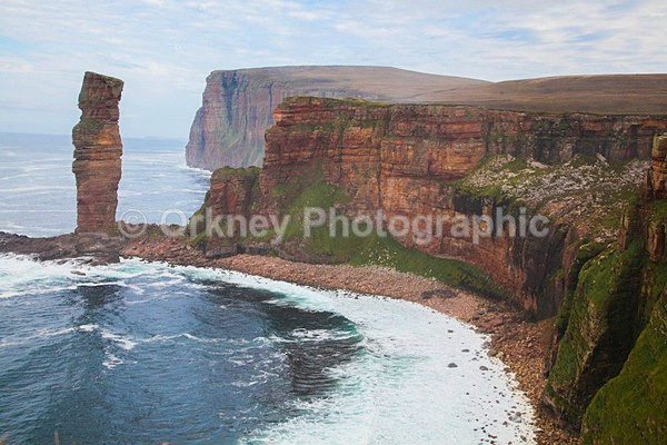 Old Man of Hoy colour - Orkney Images
