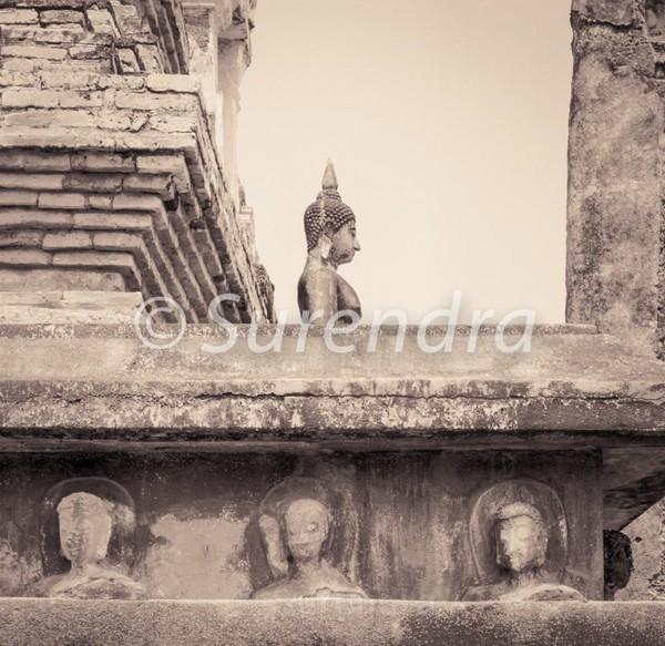 Wat Mahathat # 3 - Sukhothai  スクタイ