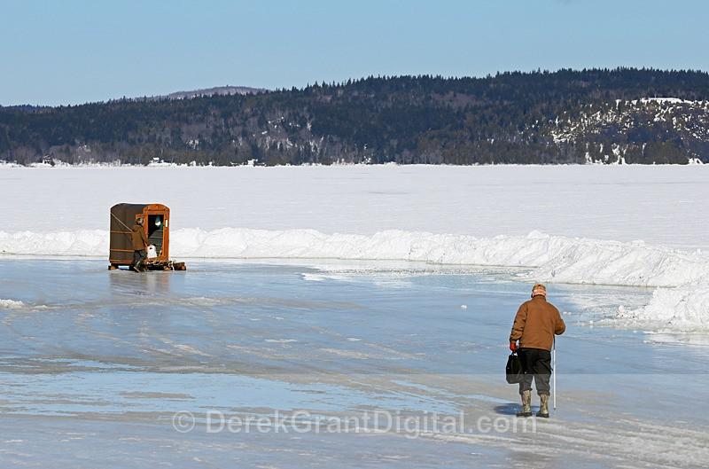 The Visit - Ice Shacks