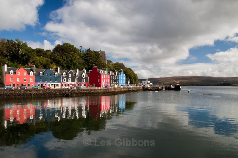 tobermory - Mull and Iona
