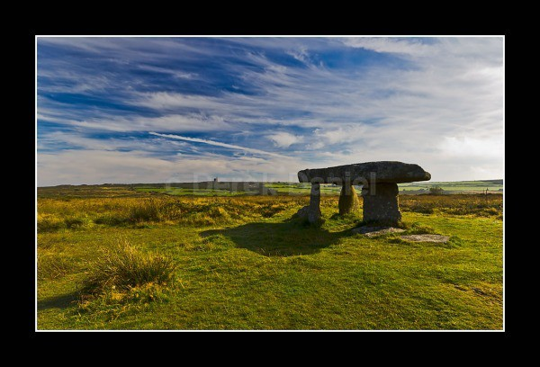 Lanyon Quoit - Cornwall