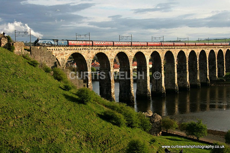 60007 Royal Border Bridge - 16April 2011 - Curtis Welsh - Preserved Railways