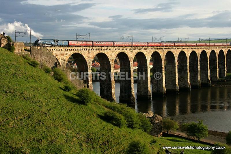 60007 Royal Border Bridge - 16April 2011 - Curtis Welsh - Preserved Railways