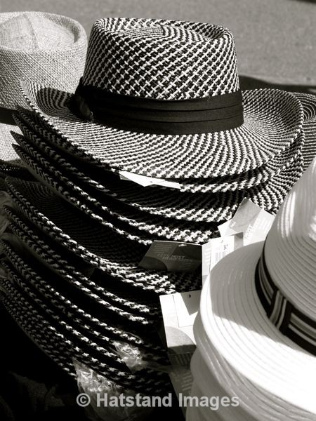 A stand of hats on Hatstand... - places