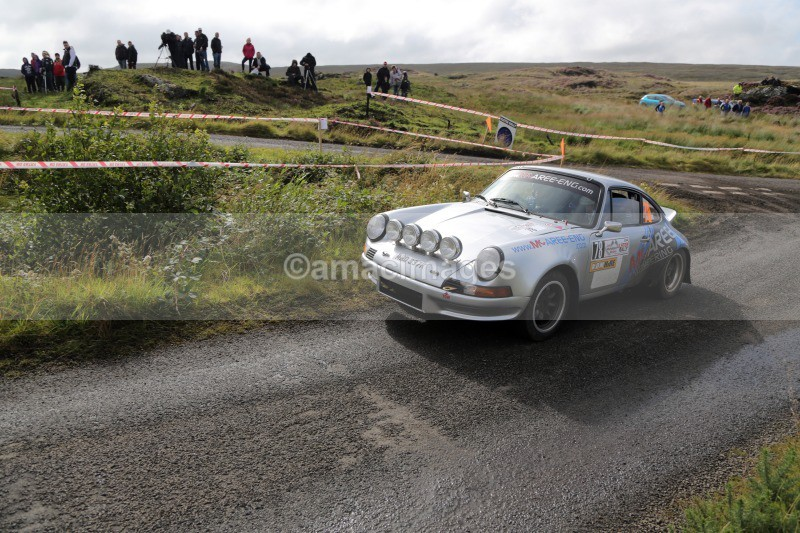- Ulster Rally 2016