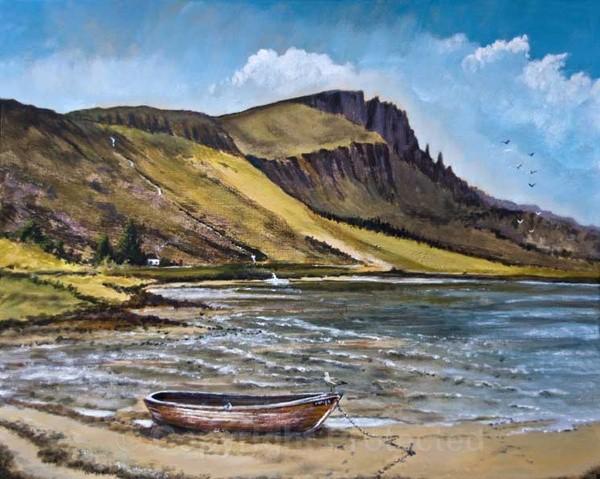 Old man of Storr, Skye - Landscapes