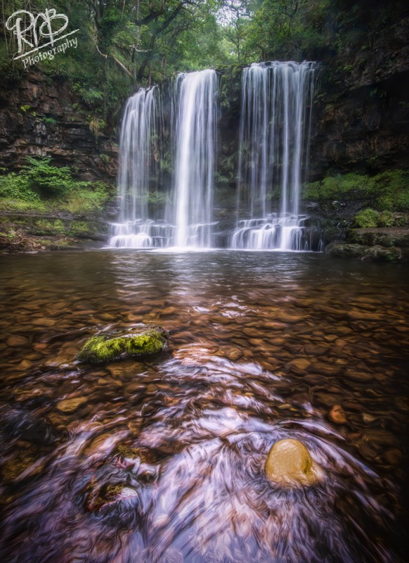 Sgwd-yr-Eira (Fall of Snow) - Brecon Beacons - Other UK Landscapes
