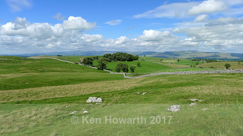 Great Asby limestone plateau - Lakeland Landscapes