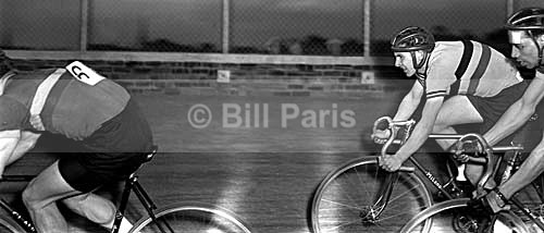 Bike race  Larkhall 1958 - Archive.