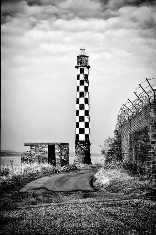 Derelict urban lighthouse - Assorted!