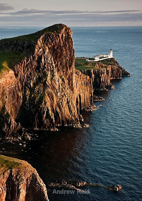 Neist Point  Light House - Skye