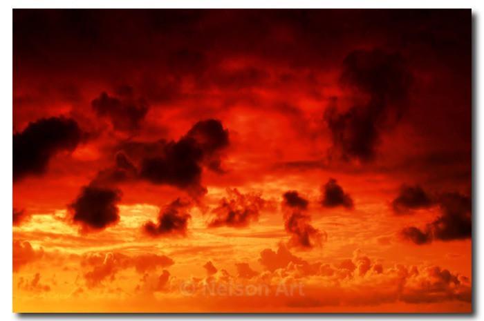 Fire In The Sky - Just A Bit Odd