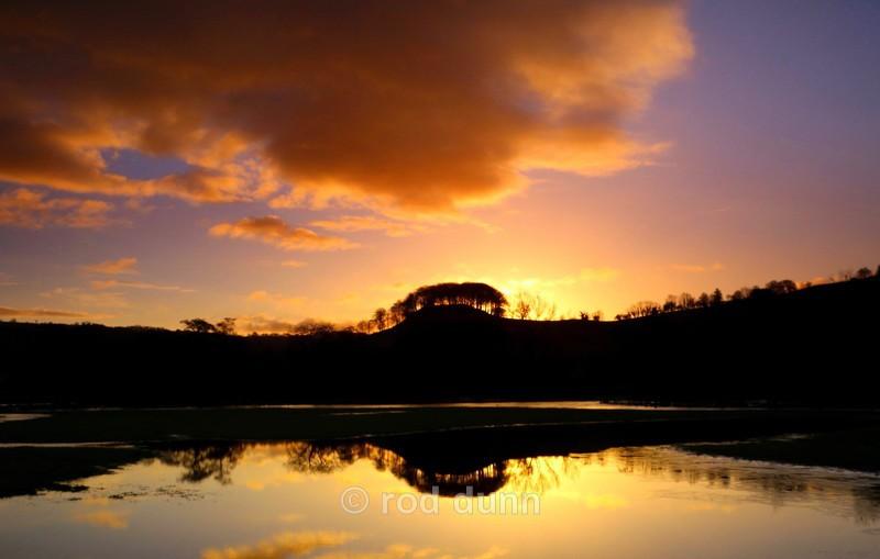 Peak Tor sunrise - New Images