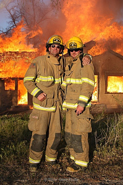 Jared and Sean - Fallon/Churchill Fire Department