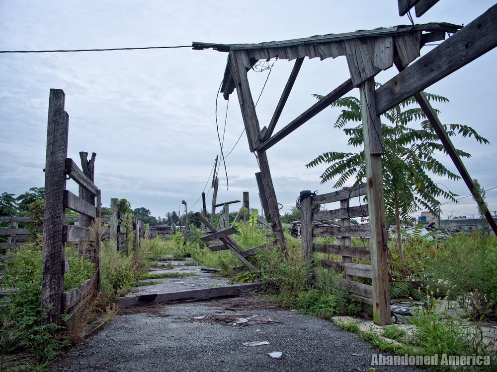 - Lancaster Stockyard