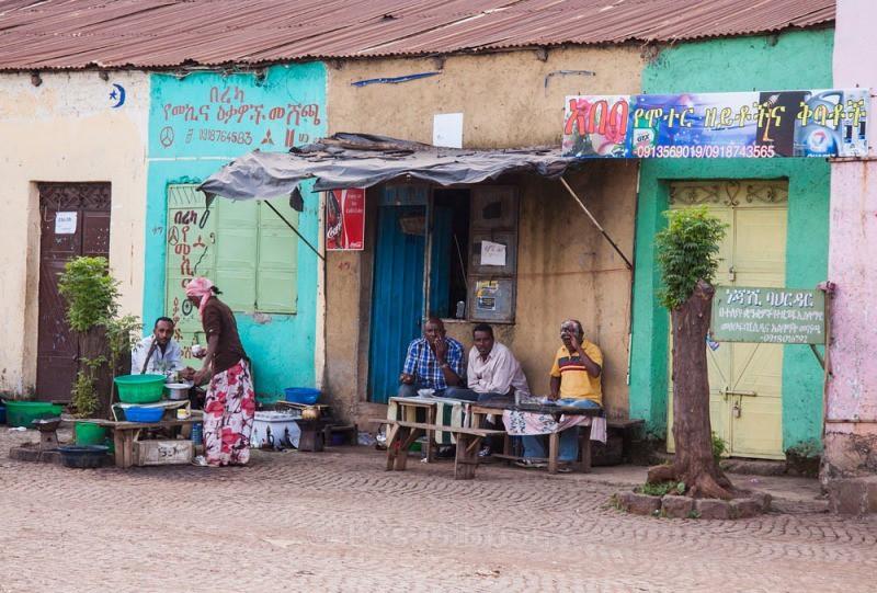 Bahir resturant - Ethiopia