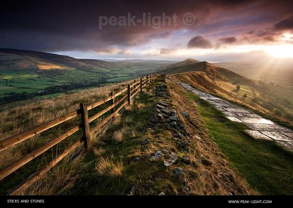 Sticks & Stones - Peak District