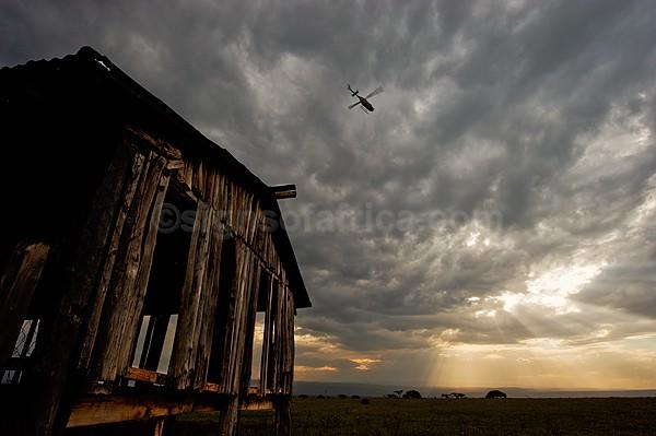 Sunset Elementaita, Kenya
