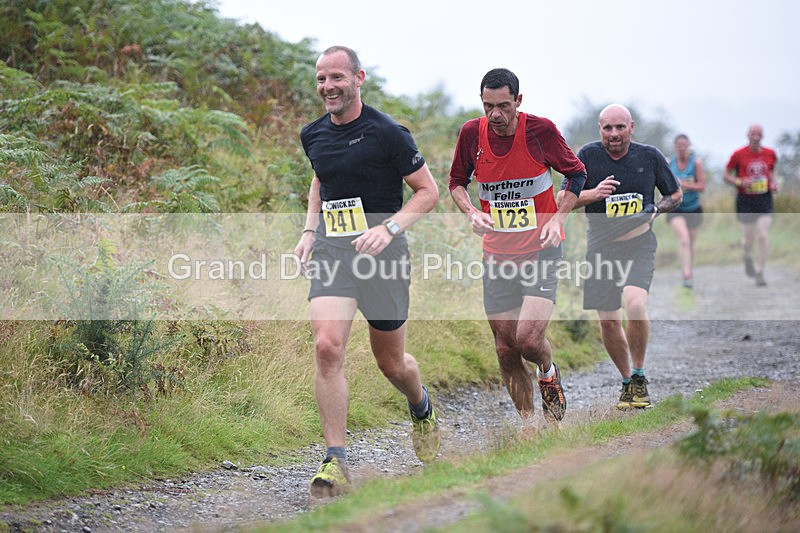 BOR_6370 - Round Latrigg Fell Race Wednesday 16th August 2017