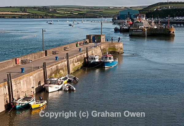 North Quay Padstow Harbour 2 - Cornwall