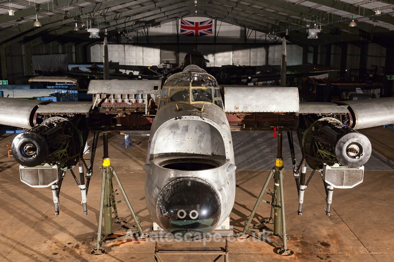 'Just Jane' Undressed: The Best of British_2710 - Lancaster NX611 'Just Jane' Undressed