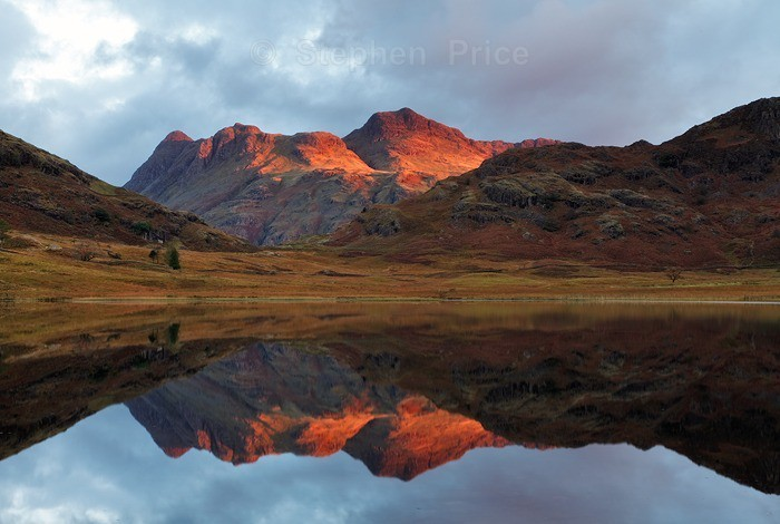 Blea Tarn Morning | Lake District National Park Reflections