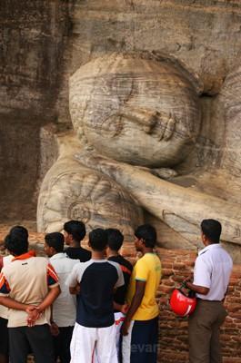 Pollonaruwa Buddha - Monument