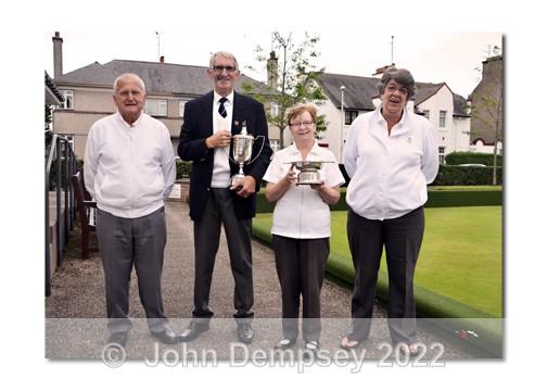 MDBL Ch of Ch Single Finalists 2013 - Bowling  In Montrose