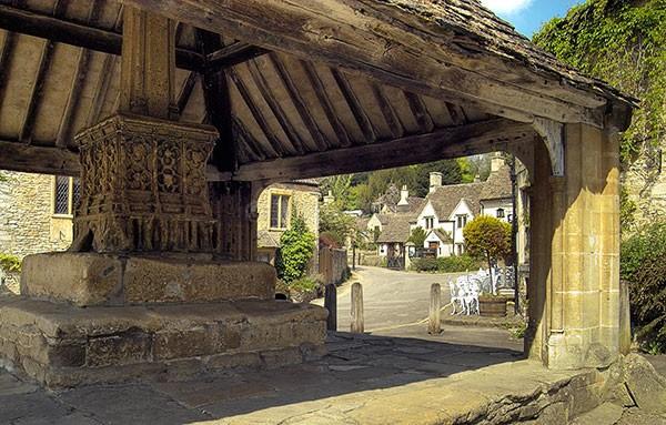 Market Cross - Castle Combe - Places