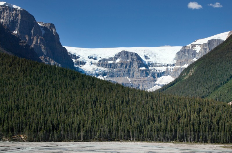On the Icefields Parkway - BC and the Rockies,Canada