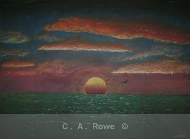 Mid-Ocean Sunset - Gallery 2