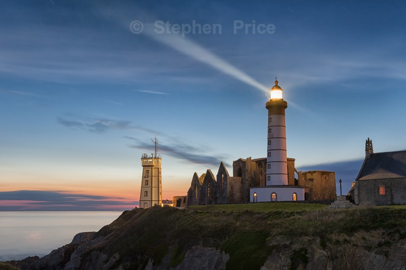 Saint Mathieu Lighthouse | Brittany Lighthouse Workshop