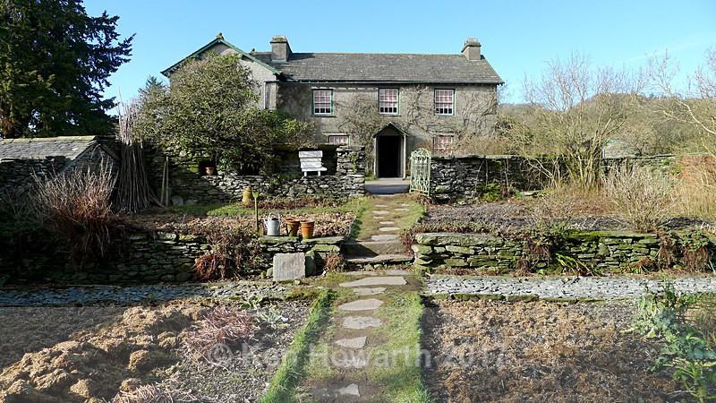 Hill Top Farmhouse, Sawrey - Lakeland Landscapes