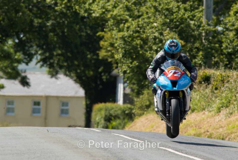 Russ Mountford - Southern 100 Road Races