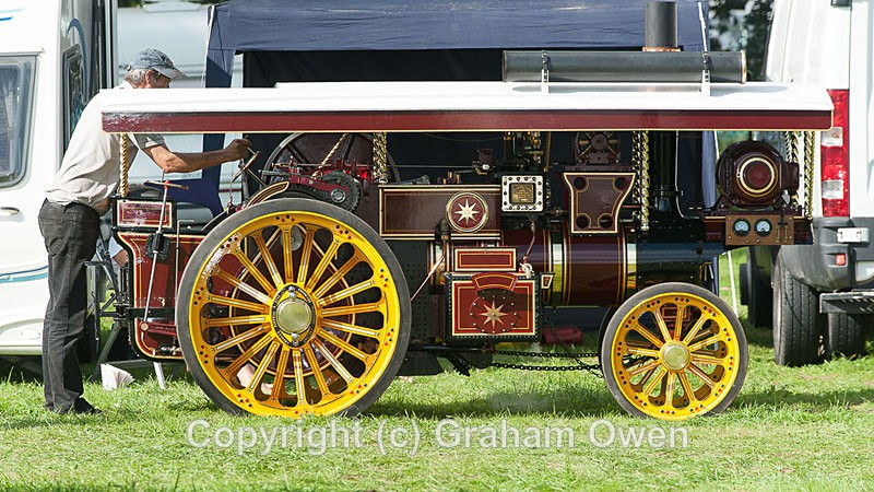 Steam Fair-268 - Bedfordshire Steam and County Fair 2014