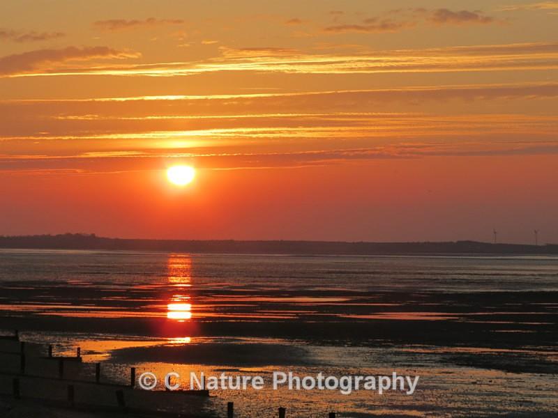 Kent Sunset - Sunsets