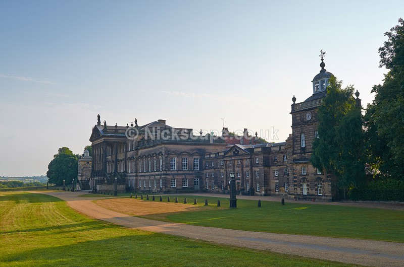 Wentworth Woodhouse Country House Photograph - Yorkshire, UK - Yorkshire
