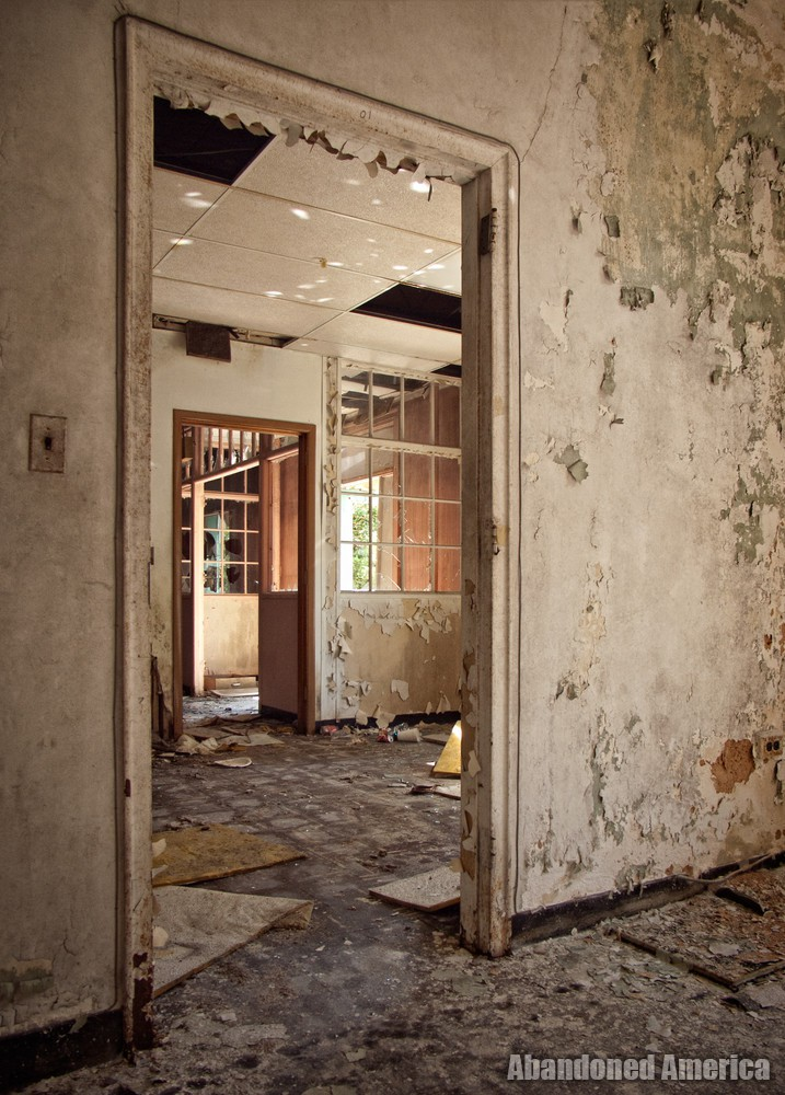 Henryton State Hospital | Framing Device - Henryton State Hospital