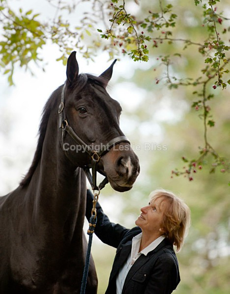 Isobell Wessels - Dressage Rider Portraits