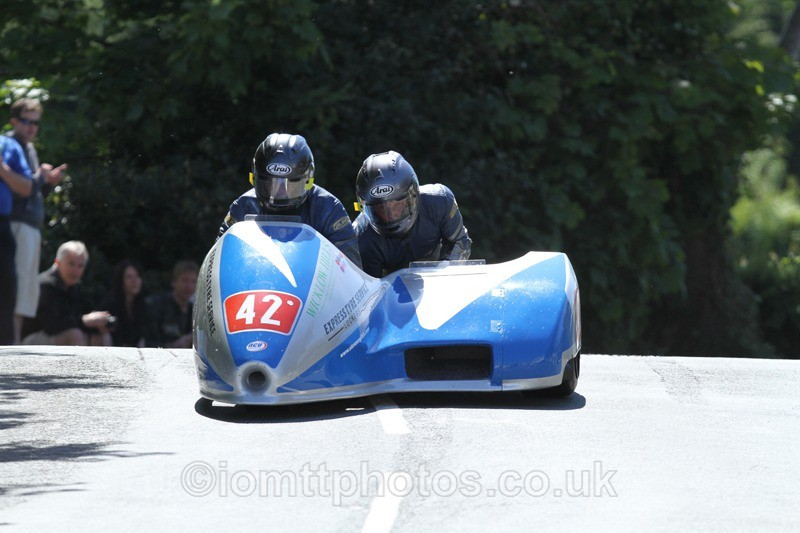 IMG_2421 - Sidecar Race 2 - TT 2013