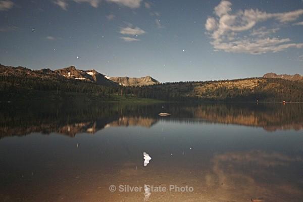 Blue Lakes 'Bat Reflection' - 'Wildlife' (Big & Small)