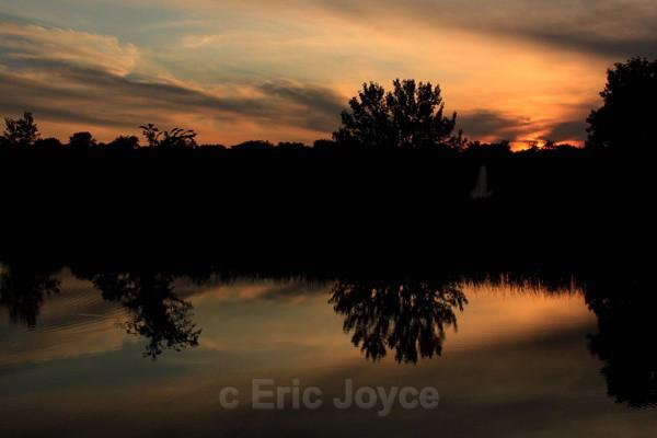 Summer Sunset - Marshall, Minnesota