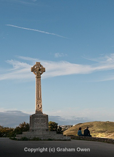 War Memorial Padstow - Cornwall