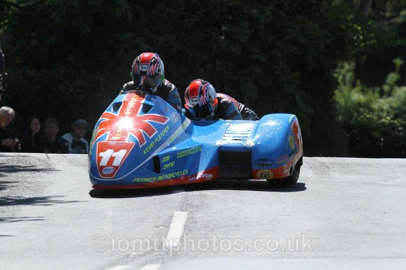 IMG_2318 - Sidecar Race 2 - TT 2013