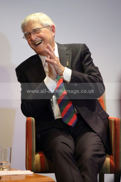 DU9A9813aFin - An Evening with Sir Michael Parkinson ~ NCFC, March 11th