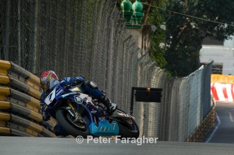 Dan Kneen - Macau Grand Prix